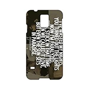 Angl 3D Case Cover Adam Levine Maroon 5 costume Phone Case for Samsung Galaxy s 5