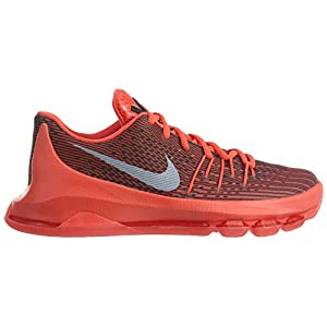 Nike Kids KD 8 (GS) Bright Crimson/White/Black Basketball Shoe 6.5 Kids US