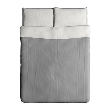 Ikea Blavinda Fullqueen Bettbezug Grau Betten Blåvinda 30328044