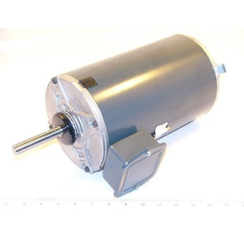 OEM Upgraded Marathon 1 HP 208 230 460 v 3 Phase Blower Fan Motor 5K49ZN6391S by Genteq