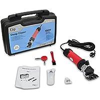 Esquiladora Eléctrica Para Ovejas 450W, 220V, Fácil De