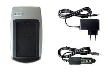 Cargador CGA-S006 para Panasonic Lumix DMC-FZ7, FZ8, FZ18, FZ28