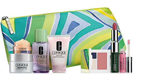 New 2015 Clinique Makeup Skincare Gift Set