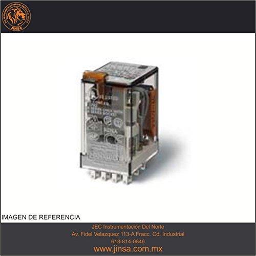 20A 120VAC SOCKET FINDER 55.33.8.120.0010 RELAY 3PDT POWER