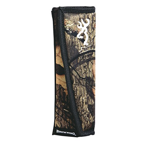 Browning Buckmark Mossy Oak Camo Seat Belt Pad (Mossy Oak Infinity Camo, Stretch Fabric and Soft Padding, Sold Individually)