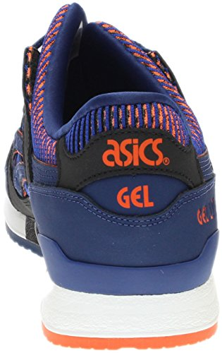 ASICS Herren GEL-Lyte III Retro Sneaker Blau, Orange