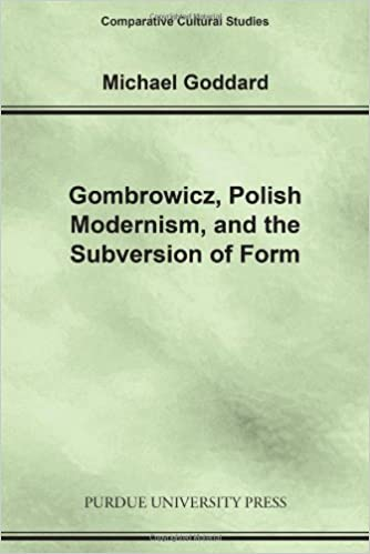 Book Gombrowicz, Polish Modernism and the Subversion of Form (Comparative Cultural Studies) by Michael Goddard (2010-03-30)
