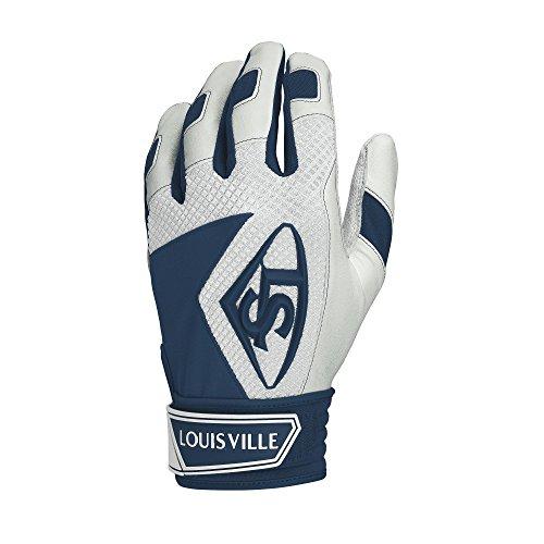 Louisville Slugger Series 7 Youth Batting Glove, Navy, ()