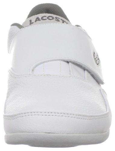 Lacoste Herre Lisse Sneaker Hvit / Grå