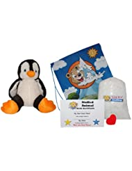 Make Your Own Stuffed Animal Happy Feet Penguin- No Sew - Kit With Cute Backpack!