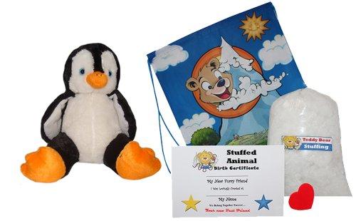- Make Your Own Stuffed Animal