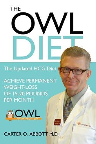 the owl diet carter o abbott, m d , kathleen barnes, tom kerrthe owl diet carter o abbott, m d , kathleen barnes, tom kerr 9781575794358 amazon com books