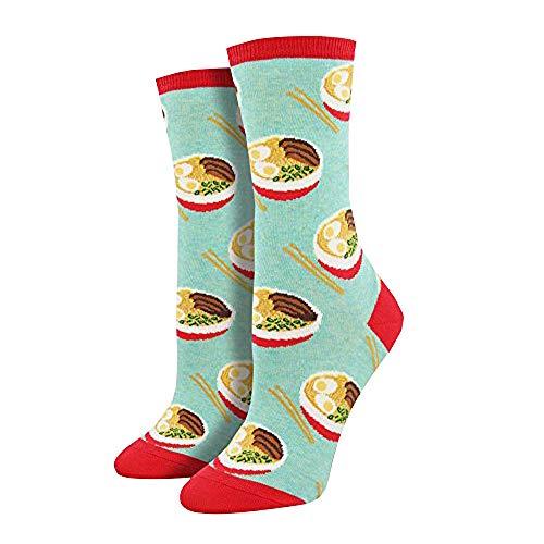 Socksmith Womens Novelty Crew Socks
