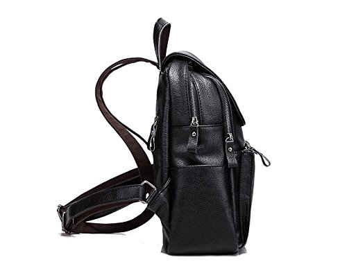 Korean backpack shoulder leather fashion bag handbags New IwpOCq4Uq