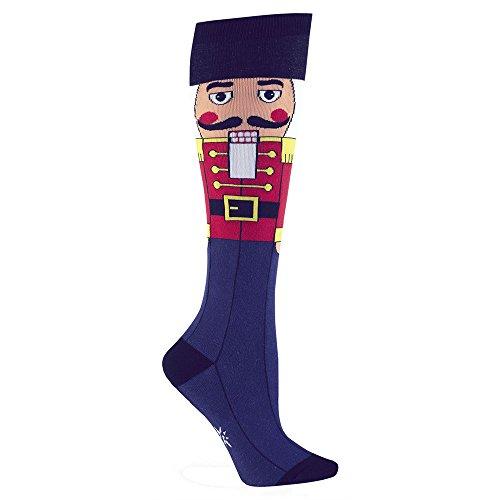 Sock It To Me Nutcracker Knee High Socks from Sock It To Me