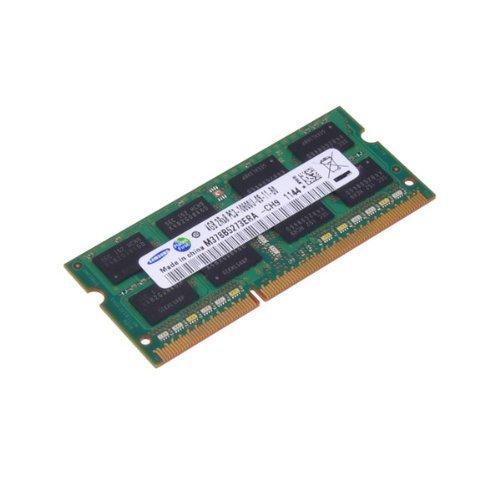 2GB DDR3 SODIMM PC-10600 1333MHz 256M X 64 Samsung Chip CL9 M471B5673FH0CH9 by Samsung
