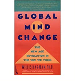 Book Global Mind Change: The New Age Revolution in the Way We Think- Common