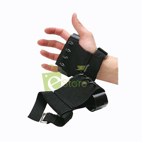 NINJA Combo Set Grappling Hook, Hand claws & Foot Spike ...