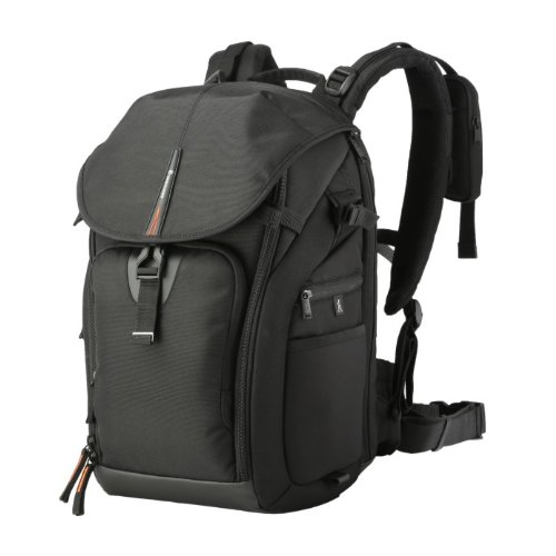 Vanguard The Heralder 46 Back Pack for Camera and Accessories (Black) by Vanguard