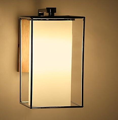 Stile cinese luce da parete Lampada da parete a parete applique per ...