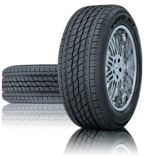 TOYO OPEN COUNTRY HT 4PLY OWL - P255/65R17 108S