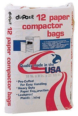 Amazon.com : Kitchen Master Compactor Bags 3 Pack Of 12 Each ...