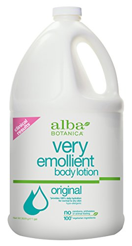 Alba Botanica: Very Emollient Body Lotion, Original Scented