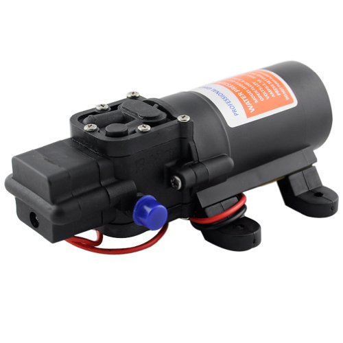 Price comparison product image RV Marine 12V DC Demand Fresh Water Diaphragm Pump