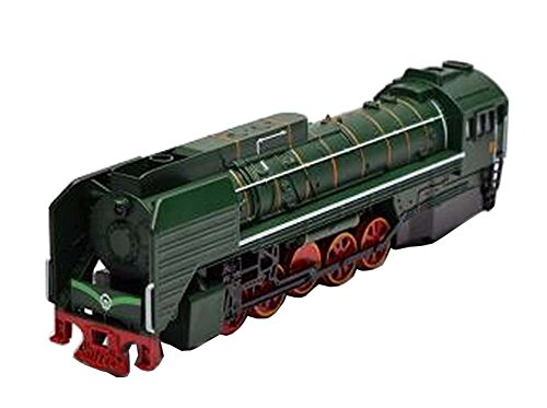 Vintage Toy Train Model Trains Simulation Locomotive Green