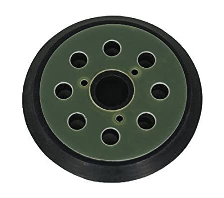 Sanding Pad for MAKITA - sanding discs Ø 5' 125 mm - Backup Pad with 8-hole for dust extraction - hard and soft available - DFS
