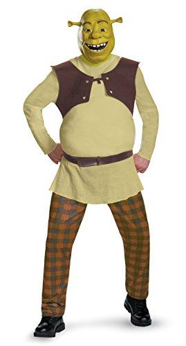86358 (XL 42-46) Deluxe Adult Shrek