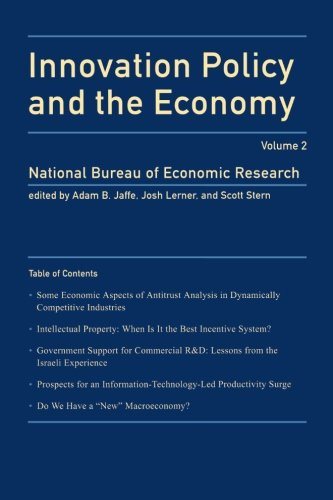 Innovation Policy and the Economy, Vol. 2 pdf epub