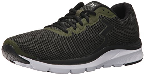 361 Running Shoe 361 Enjector Men Black Army F6wraFgq
