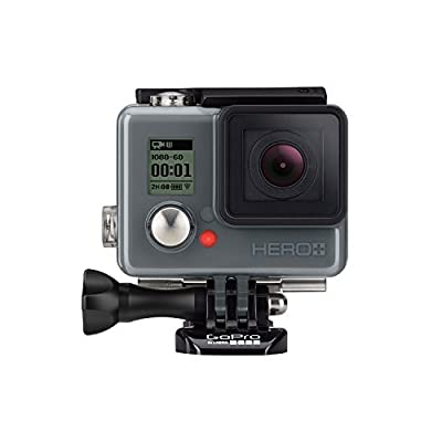 GoPro Camera CHDHC-101 HERO+ (Gray) from Gopro Camera