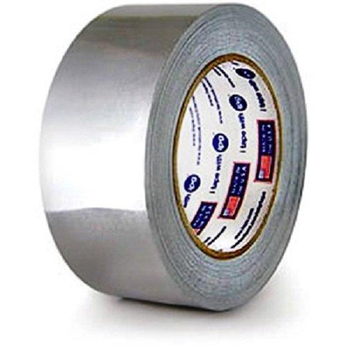 Mil Aluminum Foil - Intertape Polymer Group ALF - 150L General Purpose 1.5 mil Aluminum Foil Tape w/Liner 3-Inch x 50-Yard