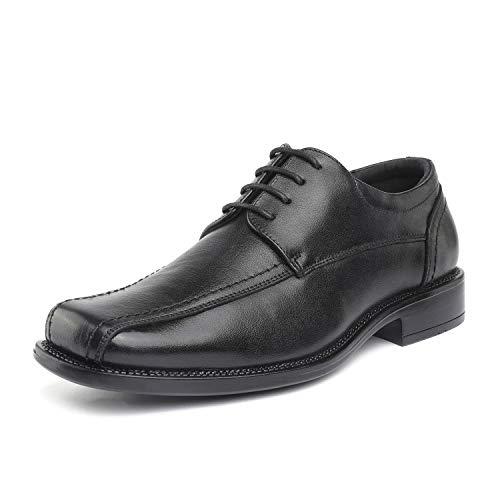 Bruno Marc Men's Black Dress Shoes Size 11 M US Thomson-01