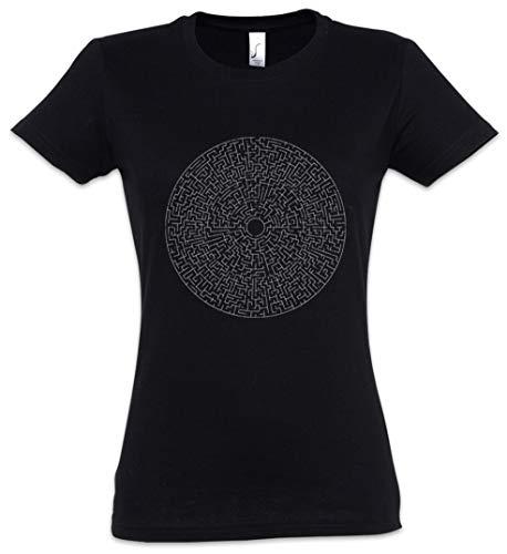 2xl Maze shirt Girlie Mujer – T Circle Iii Xs Tamaños Women wcHvqwSWOd