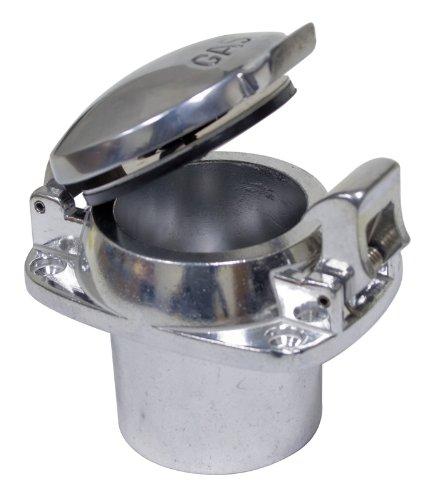EMPI 16-6033 Flip Top Fuel Filler Cap, VW Bug, Baja, Volkswagen, Sand Rail, Sand Buggy (Bug Baja Volkswagen)