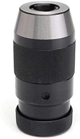 Lathe Tools Holder 1-16mm Heavy Duty Drill Press Keyless Chuck 1/32-5/8 Inch JT33 Mount Keyless Chuck