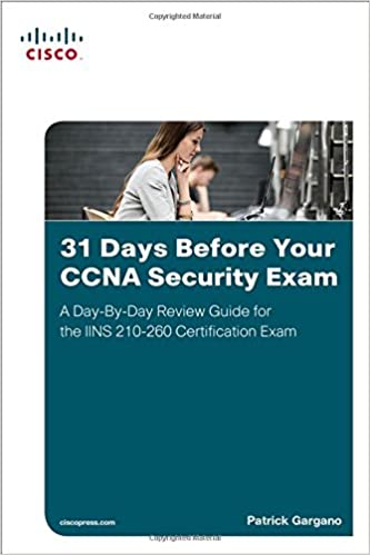31 Days Before CCNA Security Exam 210-260