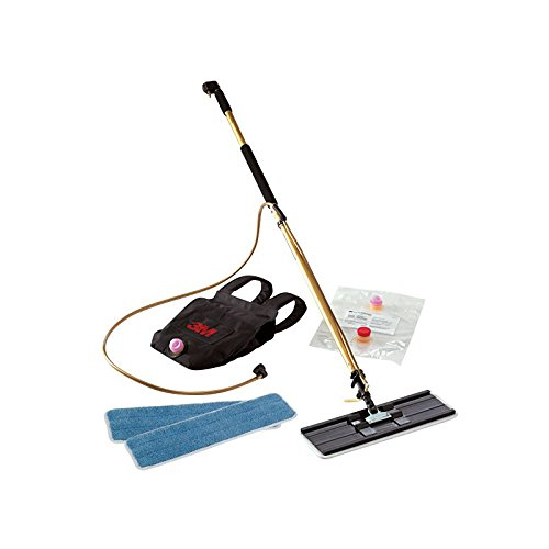 Floor Finish Applicator Kit, 18 In., Pad by 3M
