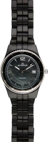 Minister Ceramica-8718 Reloj mujer de pulsera