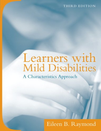 Learners with Mild Disabilities: A Characteristics Approach (3rd Edition)