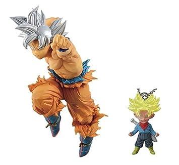 Bardock Dragon ball super UDM Ultimate Difference Mascot /& World Figure Colosseum Special Ultra Instinct Gokou Set of 2 Figure
