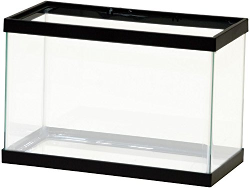 All Glass Aquarium AAG10002 Tank, 2.5-Gallon