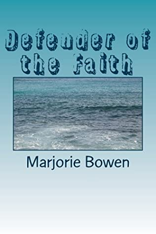 book cover of Defender of the Faith