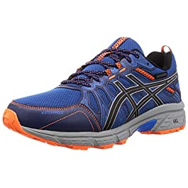 ASICS Men's Gel-Venture 7 Wp Running Shoe