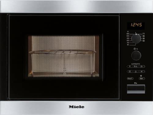 Miele m8151 – 2 in – Microondas empotrables 17l. Int.800 W. gril ...