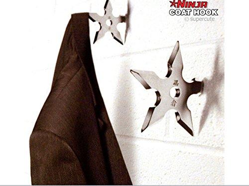 Hwydo 1piece Ninja Throwing Estrella de la Muerte Gancho ...