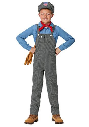 Child Train Engineer Costume ()